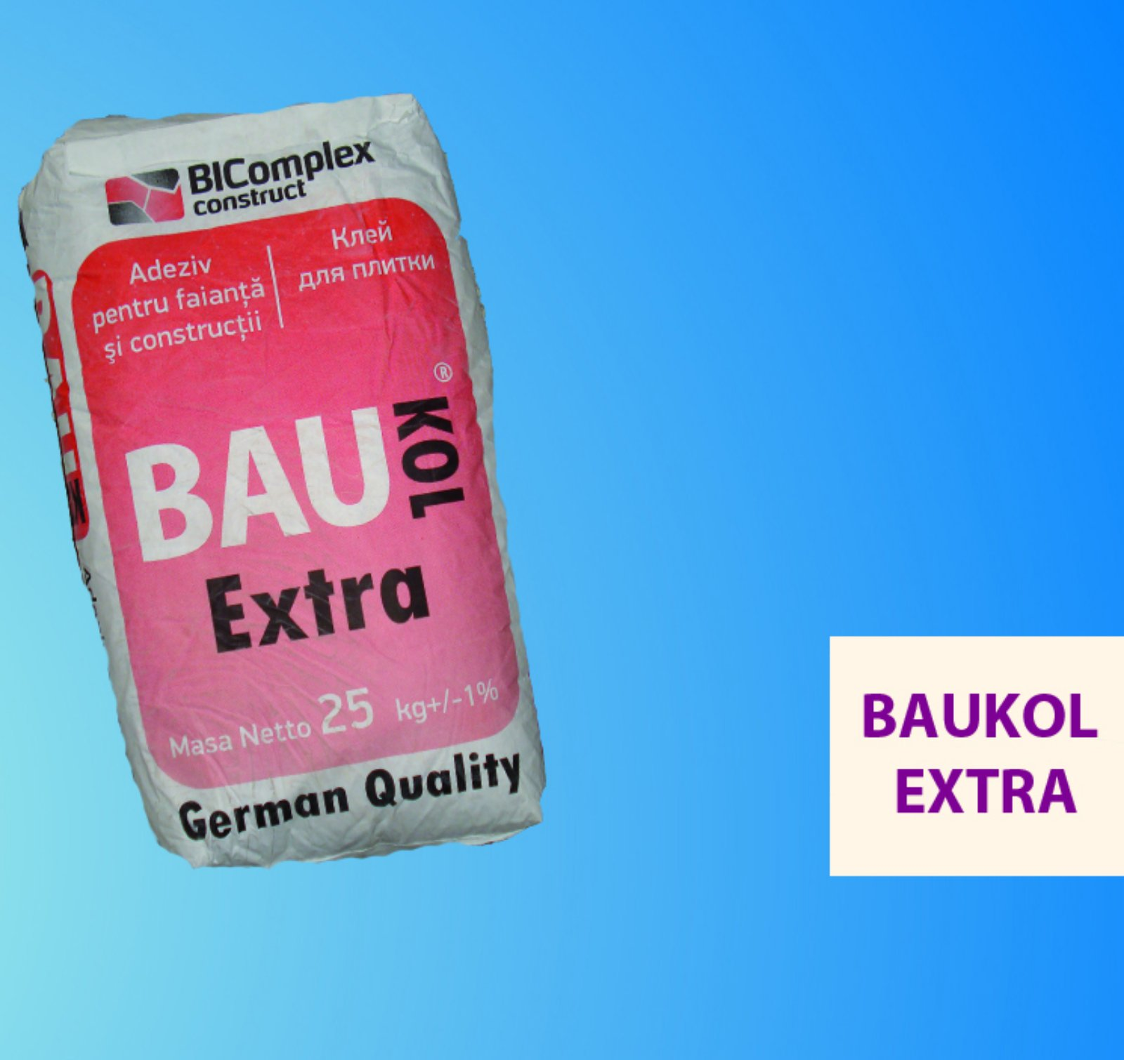 Adeziv BAUKOL EXTRA