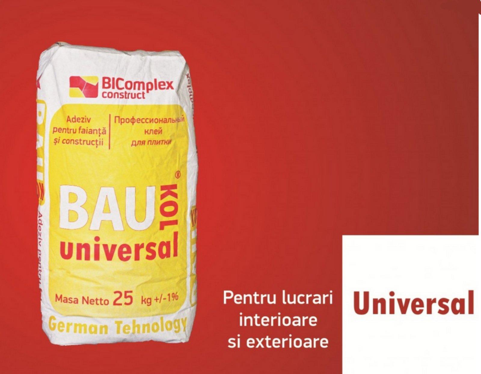 Adeziv BAUKOL Universal