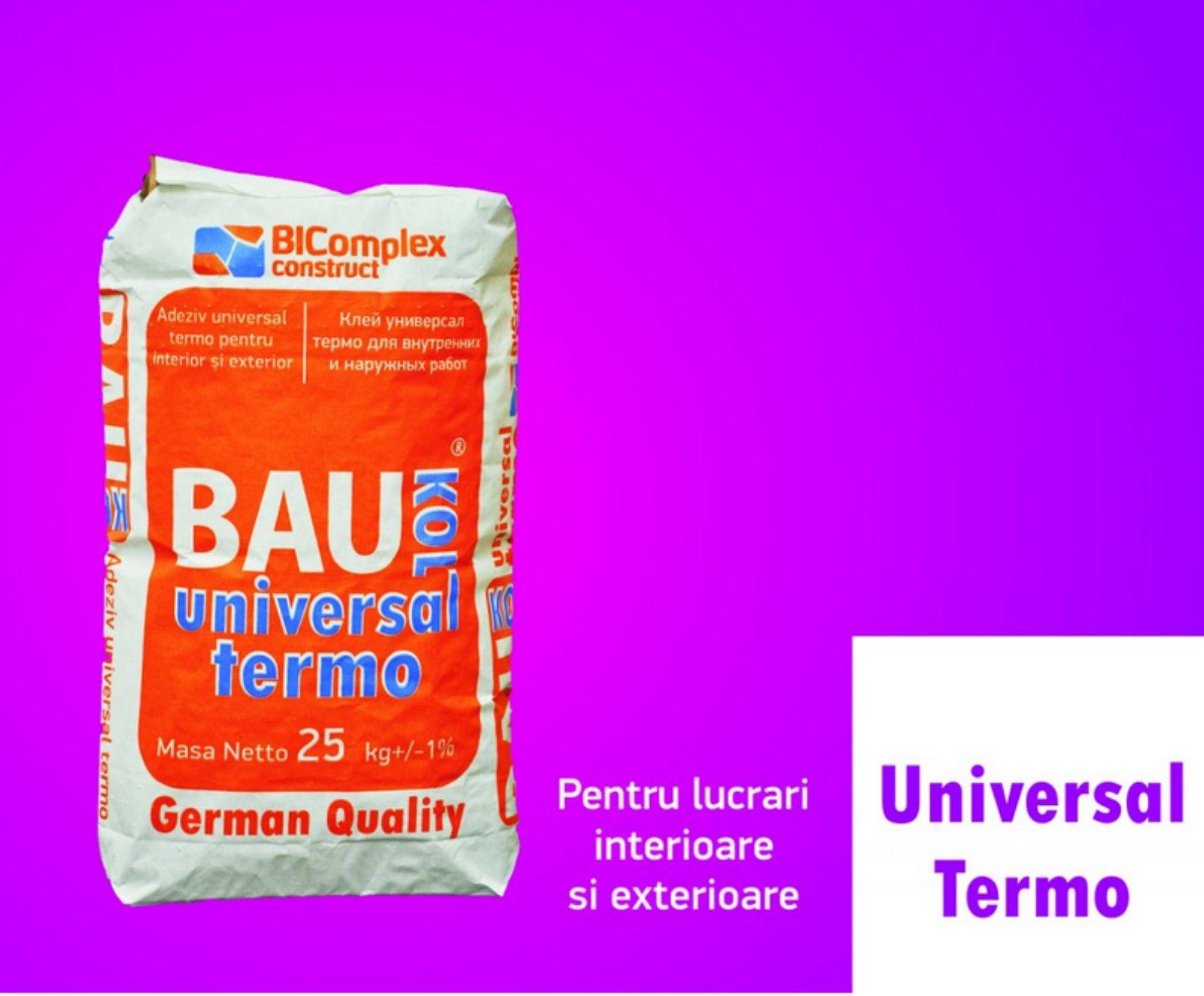 Adeziv BAUKOL Universal Termo