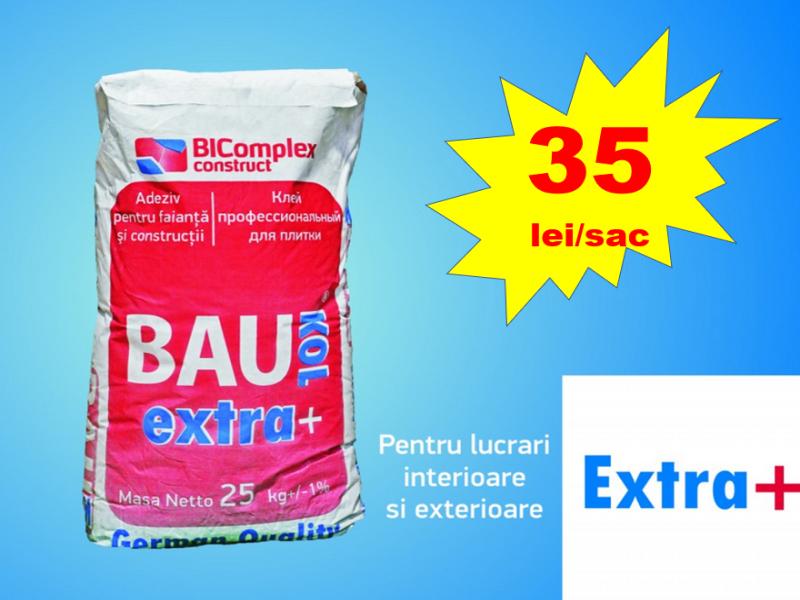 Adeziv BAUKOL EXTRA+